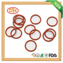 High Quality Oil Resistance Red Rubber NBR O Ring
