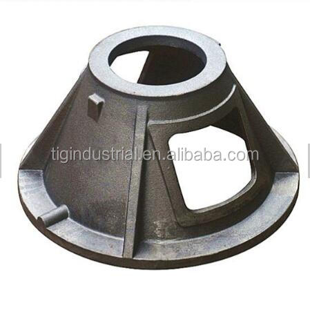 Sell China Factory Custom precision cast farm plow parts/ machinery part