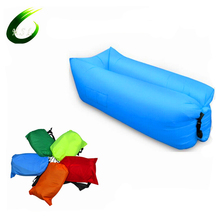 outdoor cheap fast air inflatable lazy sofa bed