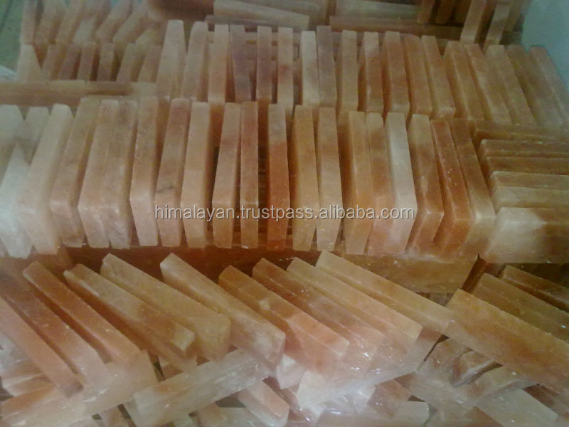 Himalayan salt tiles/ Rock Salt Bricks/ Natural Salt Blocks