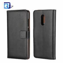Hot Sale 2017 Premium Genuine Leather Holster Folio Flip Wallet Case Magnetic Closure Cover For Xiaomi Redmi Note 4X