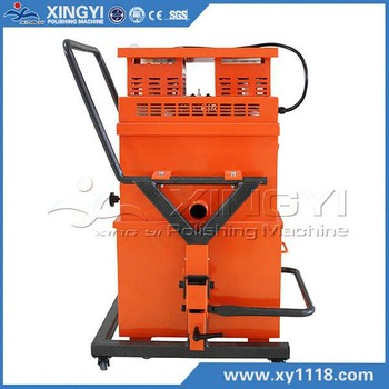 Industrial vacuum cleaner concrete grinder with vacuum for Industrial concrete cleaner