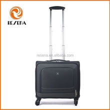 4 Universal Wheels Travel Suitcase,OEM Trolley Luggage,Cheap Rolling Luggage Bag