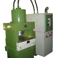 Gold Silver Coin Making Hydraulic Coining Press