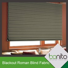 Elegant Blackout Fabric Window Blinds and Shades