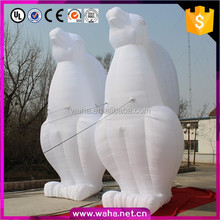 6m/19ft White Inflatable bunny/Giant bunny Animal/Event bunny Cartoon