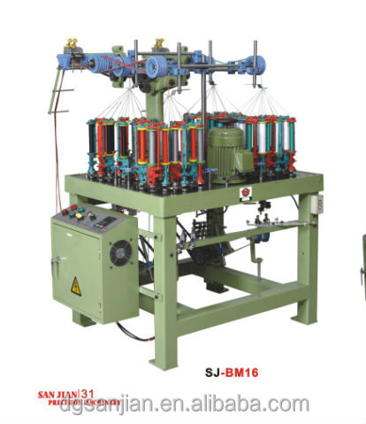 Shoe Lace High Speed Braiding Machine