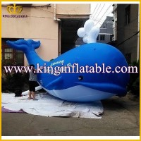 On Sale Giant Inflatable Fish/Inflatable Cetacean/Inflatable Whale