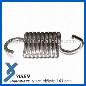 brass/copper tension springs