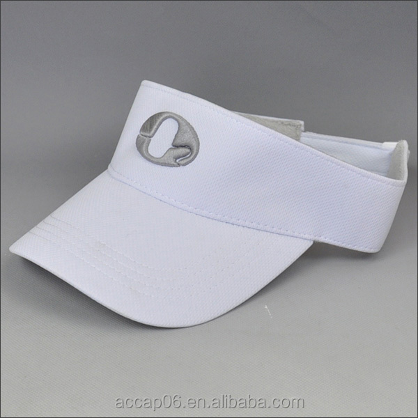 men's sports visor/sun visor cap/ hat
