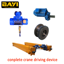 soft starting crane driving motor for overhead crane or door crane
