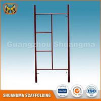 Guangzhou steel hanging scaffolds for construction