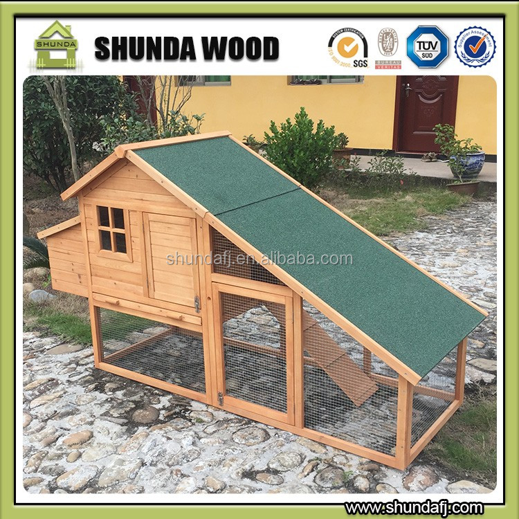 SDC003XL wholesale wooden outdoor Chicken Pet Animal Cage