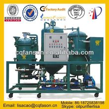 Cooking Oil Recycling Machine/ Cooking Oil Filtration/ Food Oil Purifying Plant