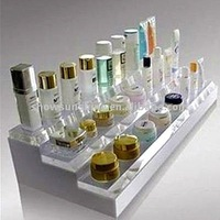 L 404 Acrylic Cosmetic Products Display