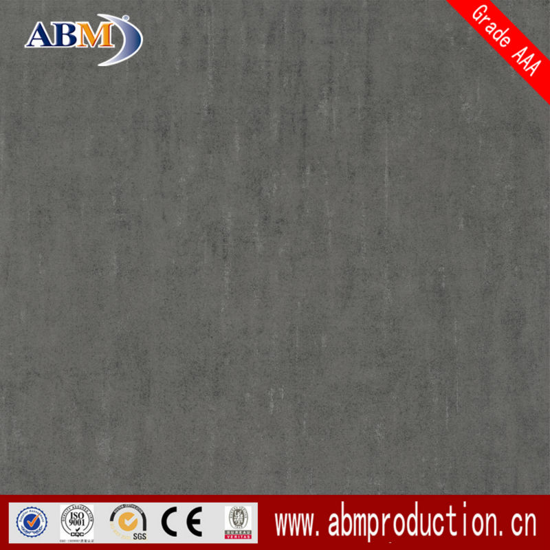 Foshan hot sale building material 600*600mm rustic vinyl floor tile, ABM brand, good quality, cheap price