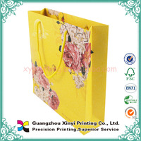 Alibaba trade assurance supplier high quality customized wholesale paper bags manufacturing process