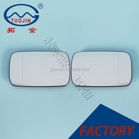 HOT ITEM ! Factory auto parts car replacement mirror glass for BMW E46/E39