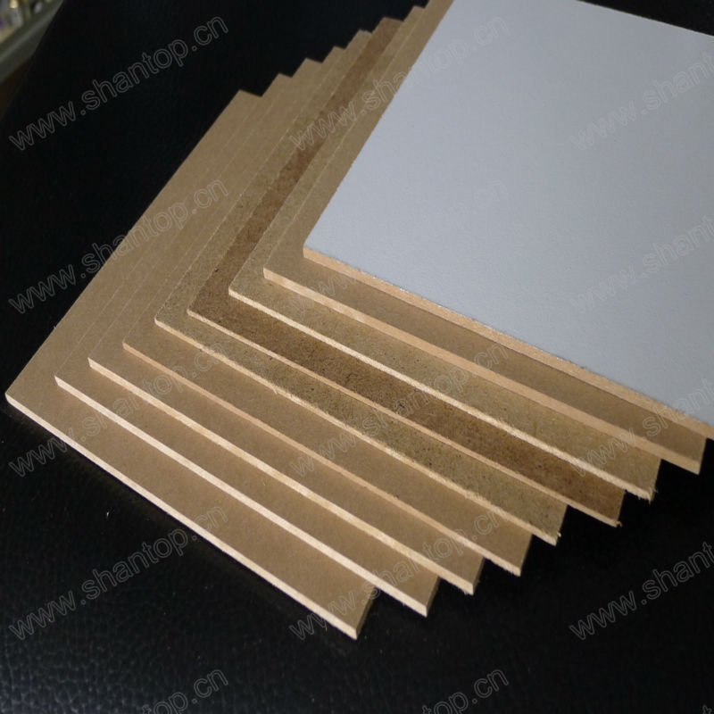 raw mdf wood timber/MDF panel