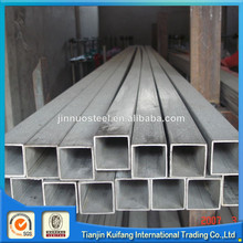 tianjin manufacture mild steel pipe/tube weight price per kg