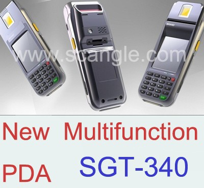 IP65 PDA Data Collector Wi-Fi/GSM/WCDMA/ GPRS
