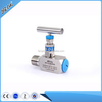 High Pressure Needle Valve Instrument Valve