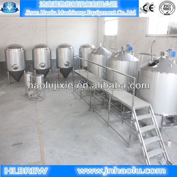 Most famous brewery fermenters , Stainless steel beer equipment and full automatic brewery and Beer bright tanks, wort equipmen