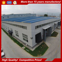 chinese steel structure for prefabricated warehouse storage