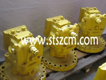 PC200-7 swing motor ass'y, final drive, excavator original spare parts, 706-7K-01070