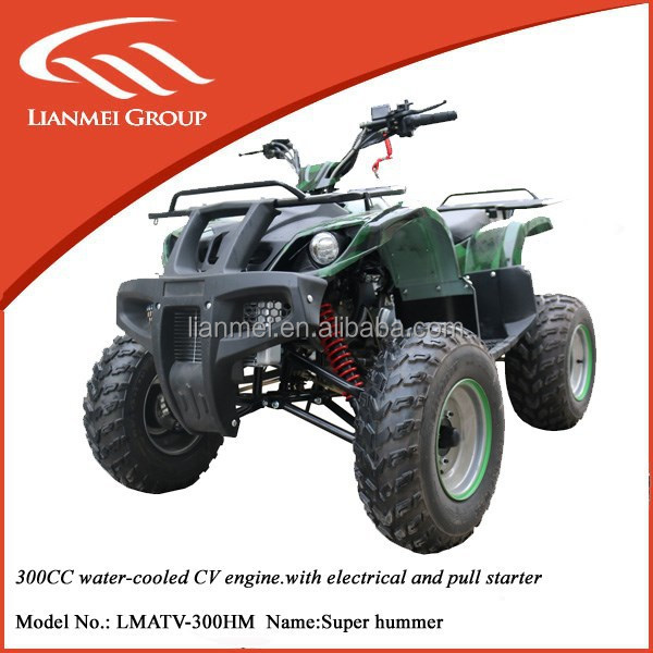 Used farm 300cc stable 4 wheeler