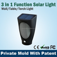 Outdoor Portable Camping Light Solar Lantern With Lithium Battery