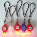 mini bike light keychain torch flashlight outdoor sports promotional advertising key chain