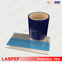Applying protective film to Stainless HOT SALE Anti-Scratch Protective film