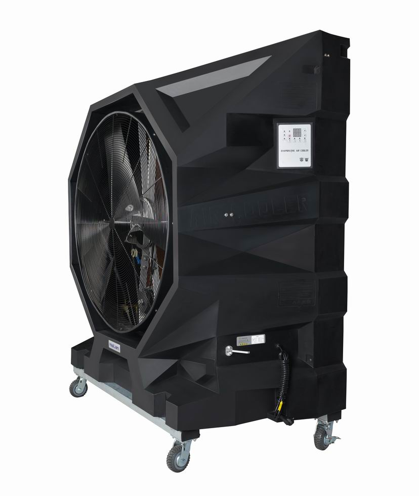 Big HAILAN Mobile Evaporative Air Cooler/stand floor ari cooling fan