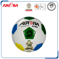 2016 factory directly sale football size 5 customize sports training soccer ball