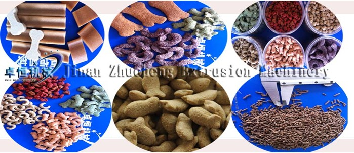 hot sale pet food extruder machinery/animal feed machinery