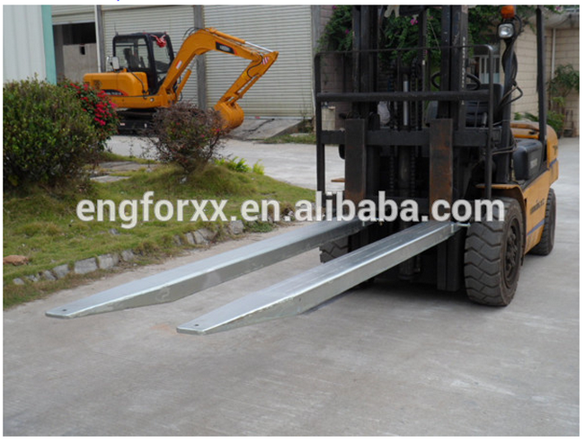 material handling fork extension material handling locking sleeve forklift for sale