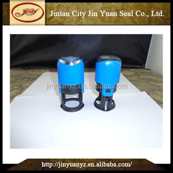 Alibaba China Supplier self ink toy stamp/round self-inking stamps