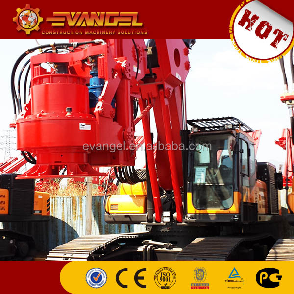 trailer mounted drill rig rotary drilling rig sany/xcmg/zoomlion