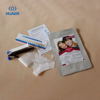 Private Logo Professional Clinical Teeth Whitening Cleaning Kit with Gum Protection Gel