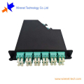 Easy fast install Fiber Optic equipment MTP MPO Cassette