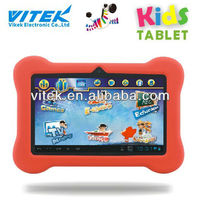 Kids 7 inch Web Game Free Download MID Tablet PC
