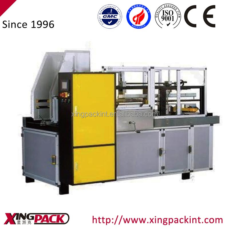 2017 High Speed Automatic Carton Forming Machine