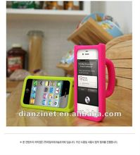 silicon cup shape cases phone 4/4s