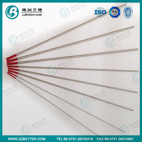 lanthanated tungsten electrode from qualified supplier