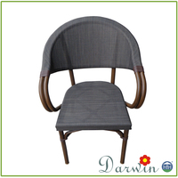 Powder Coated Aluminum Rattan Outdoor Patio Furniture DW-ZW112