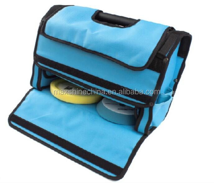 China Cheap 600D Car Washer Detailing Bag