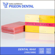 PIGEON dental wax 500g normal pink