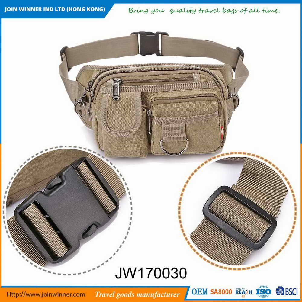 Super Light Fabric Cell Phone Sling Bag For Hot Sale