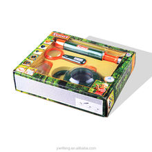 Insect Bug Magnifying Box Jar Container Insect Collecting kit school science kit